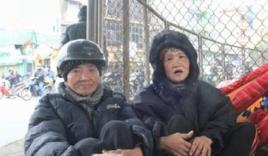 Bị 'cấm duyên', đôi bạn tuổi 80 co ro ở gầm cầu đón Tết