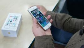 iPhone 5S giảm giá thảm hại sau Tết âm lịch