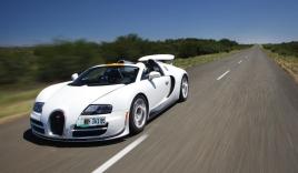 Bugatti Veyron cũng rơi vào cảnh ế ẩm