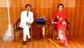 Đại gia Lê Ân phản pháo về chuyện cưới vợ trẻ về chỉ để... ngó!