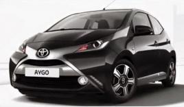 Toyota Aygo : Bình mới rượu cũ