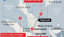 Máy bay mất tích: Những mâu thuẫn khó hiểu của nhà chức trách Malaysia