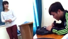 Nam sinh HAUI hát tặng cô giáo xinh như hotgirl khiến dân mạng nức lòng