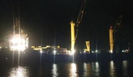 Tàu ngầm Kilo TP.HCM về đến vịnh Cam Ranh