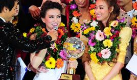 Bước nhảy hoàn vũ 2014: Ngân Khánh, Thu Thủy cùng giành giải Vàng