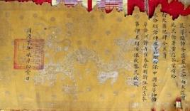 Nóng từ địa phương ngày 26/3: Hà Tĩnh - Phát hiện đạo sắc cổ liên quan đến Thái úy Tô Hiến Thành