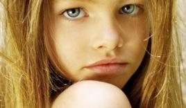 Bộ ảnh mê hoặc của mẫu 13 tuổi nổi tiếng nước Pháp