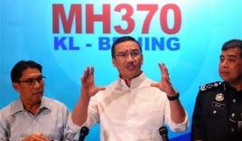 Bộ trưởng Malaysia 'gây bão' vì phát ngôn nhạy cảm về MH370