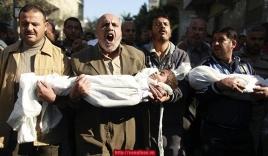 1.500 trẻ em Palestine đã bị quân đội Israel sát hại