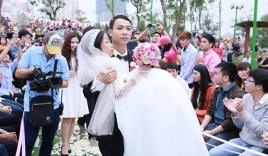 Đám cưới cổ tích giữa cô gái suy thận giai đoạn cuối và chàng trai kém 3 tuổi