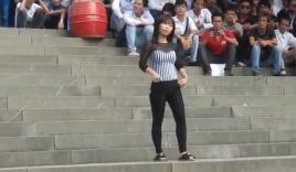 Sự thật về clip cô gái nhảy sexy tại lễ hội đền Hùng