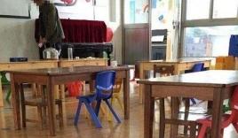Nhân viên trường học tiểu bậy vào nước uống của giáo viên