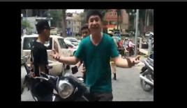 Clip: Yanbi lại bị 141 bắt vì không đội mũ bảo hiểm