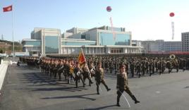 Triều Tiên diễu binh kỷ niệm ngày sinh cố Chủ tịch Kim Nhật Thành