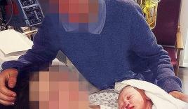 Tiết lộ hình ảnh đầu tiên của cặp cha mẹ trẻ nhất nước Anh