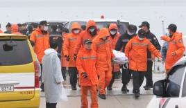 Chìm phà Sewol: Thi thể các nạn nhân đã bắt đầu phân hủy