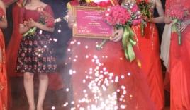 Nữ sinh lớp 10 đăng quang Hoa khôi duyên dáng Hà Thành