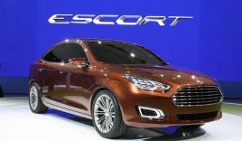 Bắc Kinh Motor Show 2014 : Ford Escort 2015 - Giá rẻ mà vẫn chất