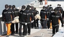 Chìm phà Sewol: Cảng Paengmok thành tâm điểm của nỗi đau
