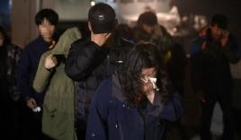 Chìm phà Sewol: Số người chết đã là 150, hết hy vọng có người sống sót