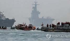 Người sống sót sau thảm họa phà Sewol: 'Tôi rất sợ phải nhìn vào cửa sổ'