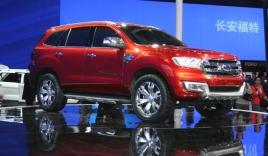 Bắc Kinh Motor Show 2014 : Ford Everest Concept - Thêm cơ bắp cho SUV