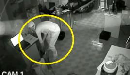 Clip: Trộm đột nhập, 'khoắng' sạch tài sản trong 2 phút