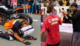 Xấu hổ vì những hành động thiếu văn hóa của một số CĐV Việt