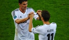 Danh sách ĐT Đức tham dự World Cup: Không có Mario Gomez
