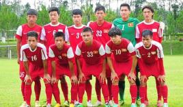 U19 Việt Nam chốt danh sách đi Nhật sau trận thua HAGL
