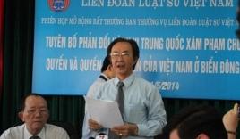Liên đoàn Luật sư Việt Nam ra tuyên bố phản đối Trung Quốc