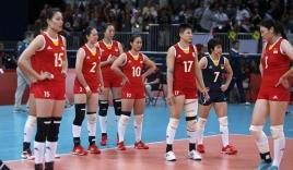 Đội bóng chuyền nữ của Trung Quốc tại Việt Nam được bảo vệ đặc biệt