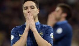 Lần thứ 2 bị loại khỏi World Cup, Nasri nói gì?