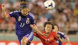 Nữ Việt Nam thua đậm nhưng vẫn tự hào