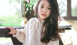 Vẻ đẹp thiên thần của mẫu nhí 6 tuổi Hàn Quốc