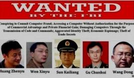 Giữa lúc căng thẳng Biển Đông: 5 sĩ quan quân đội TQ bị Mỹ truy nã