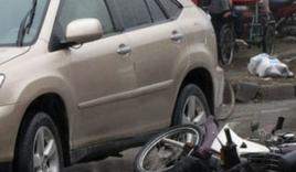Kiều nữ lái xe Lexus cán chết người bị hai năm tù