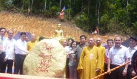 Lễ đặt đá xây dựng khu văn hóa tâm linh Tây Yên Tử