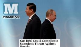 Hợp đồng khí đốt lịch sử làm rối loạn các biện pháp trừng phạt Nga