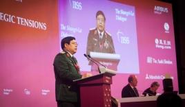 Bộ Trưởng Phùng Quang Thanh: 'Quân đội hai nước kiềm chế, không để chiến tranh'