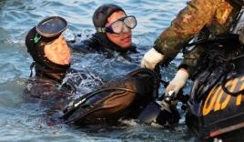 Chìm phà Hàn Quốc: Thêm một thợ lặn thiệt mạng khi tiếp cận phà Sewol