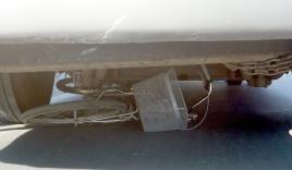 Thai phụ thoát chết hy hữu khi bị cuốn vào gầm xe khách