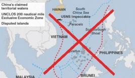 Bắc Kinh bác kiện, Manila sẵn sàng cho một cuộc chạm trán thù địch