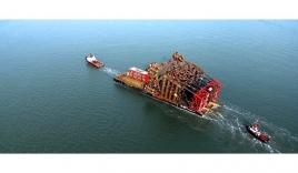 Giàn khoan Hải Dương được đưa ra biển Đông bằng cách nào?