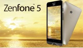 Zenfone 5 xách tay liên tục cháy hàng