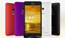 Zenfone 5 chính hãng chính thức lên kệ, giá 4 triệu đồng
