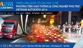 Việt Nam Auto Expo 2014 chuẩn bị khai mạc vào 19/6