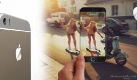 Concept iPhone 6 tuyệt đẹp, chạy iOS 9 và camera 10 Megapixel