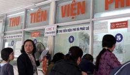 Hà Nội: đề nghị tăng viện phí lên 100\% mức giá trần