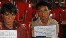 Hai người nước ngoài vận chuyển 10 bánh hêroin vào Việt Nam